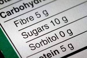 Image Of Nutrition Facts