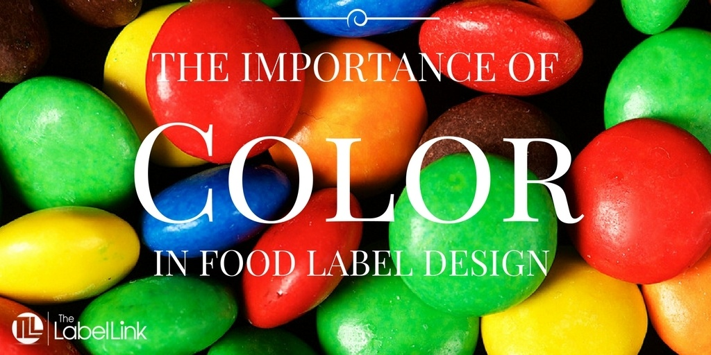 How to Use Color to Design a Food Label